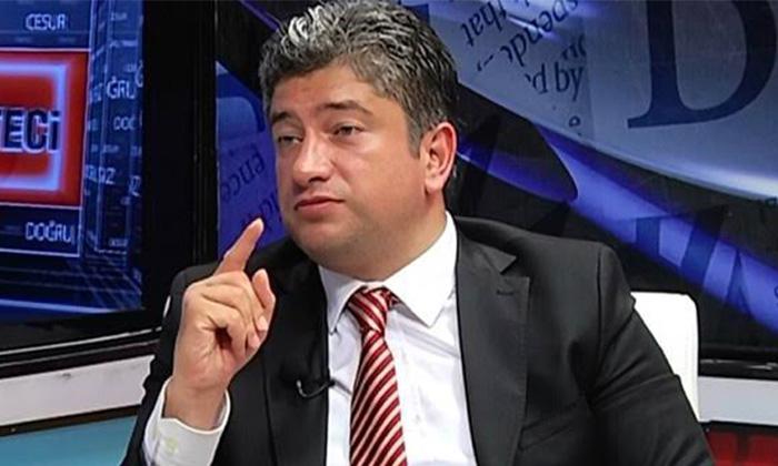 DEVA Partisi Adana Kurucu İl Başkanı Sadullah Kısacık