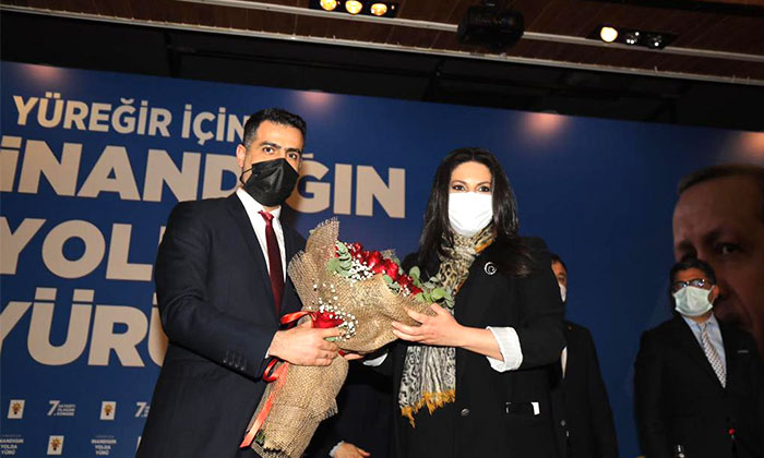 AK Parti Yüreğir Kongresi'nde Coşku ve Heyecan Vardı